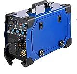 Mejoras para el hogar MIG WELDER TIG ARC ARC Soldador 3 en 1 Máquina soldadora de soldador TIG MMA Stick IGBT DC Inverter 250 amp MIG