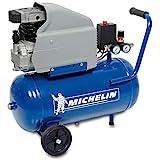 MICHELIN 9108010000 MB24-Compresor Resistente para Aplicaciones comerciales Simples, 1500 W, 230 V, azul
