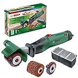 Bosch lijadora de rodillo Texoro 250W, 3 accesorios, caja de accesorios, en cartón