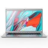 Egotank Ordenador portátil de 14,1 pulgadas con pantalla HD Intel 64 bits Quad-Core Celeron J3455, procesador 8 GB de RAM 128 GB SSD escalable 1 TB de disco duro de estado sólido Windows 10