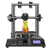 Impresora 3D GEEETECH A20M Prusa I3,Mix-color 3D Printer,tiene un área de impresión de 250 × 250 × 250mm, que es fácil de montar,con alta precisión de impresión,larga vida,alta velocida