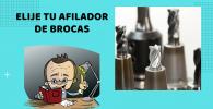 ELEGIR AFILADOR DE BROCAS
