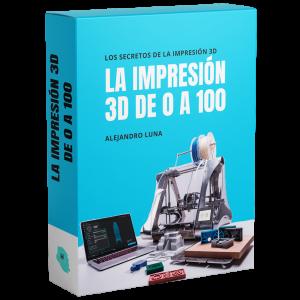Curso online de impresión 3d de 0 a 100